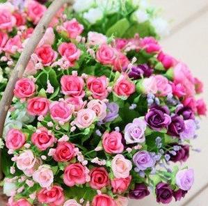 Mengenal Model Rangkaian Bunga
