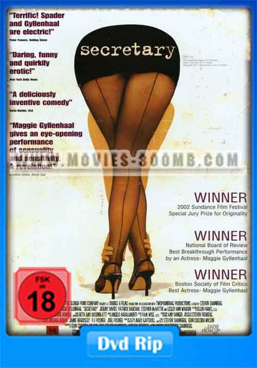 18 Secretary 2002 Dvdrip Unrated 700Mb - Movies 300Mb-7617