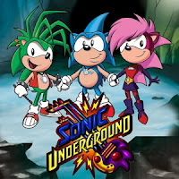 Sonic Underground TV Series (Episode 1 - 40)