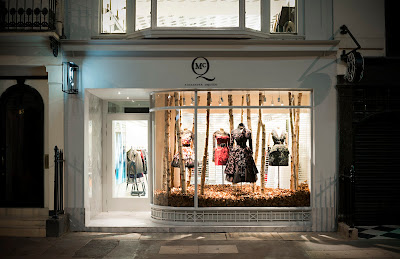 The Style Examiner: McQ Alexander <b>McQueen</b> New London Flagship Store