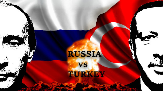 Στο χείλος της σύρραξης Τουρκία και Ρωσία...