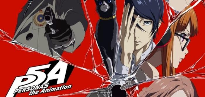 Ảnh trong phim Persona 5 the Animation: Dark Sun 1