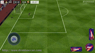 Download FTS Mod FIFA 18 by Haikal Apk + Data Obb