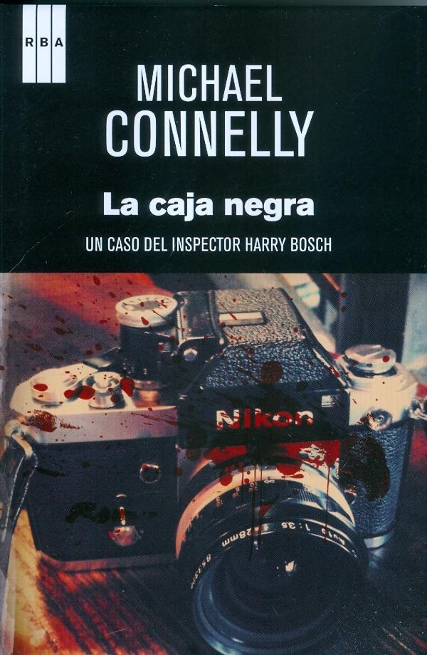 La caja negra, Michael Connelly