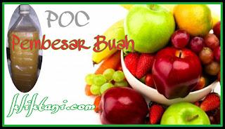 poc pembesar buah