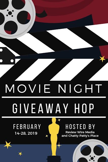 Movie Night Giveaway Hop #MovieNight