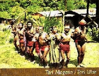 Tari Magasa Suku Arfak Manokwari Papua Barat