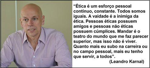 Roberta Carrilho Só Pessoas éticas Têm Amigos Por Leandro Karnal