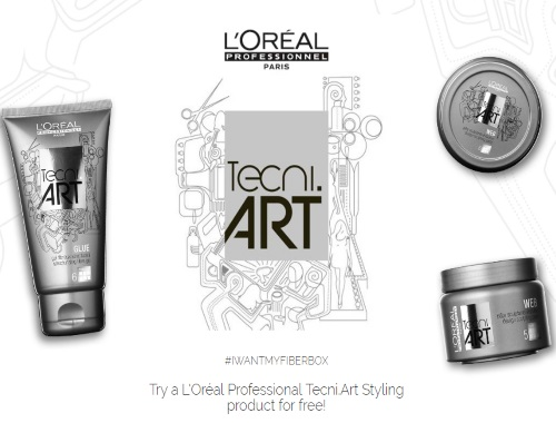 L'Oreal Free Tecni-Art Styling Product