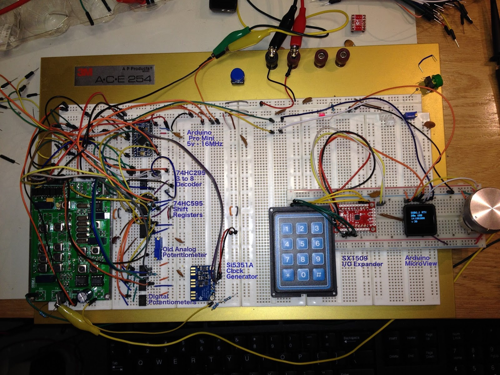 Projects At Kd3fg 2016 How To Build A Digital Potentiometer Circuit Using Mcp4131 Control And Ui Boards