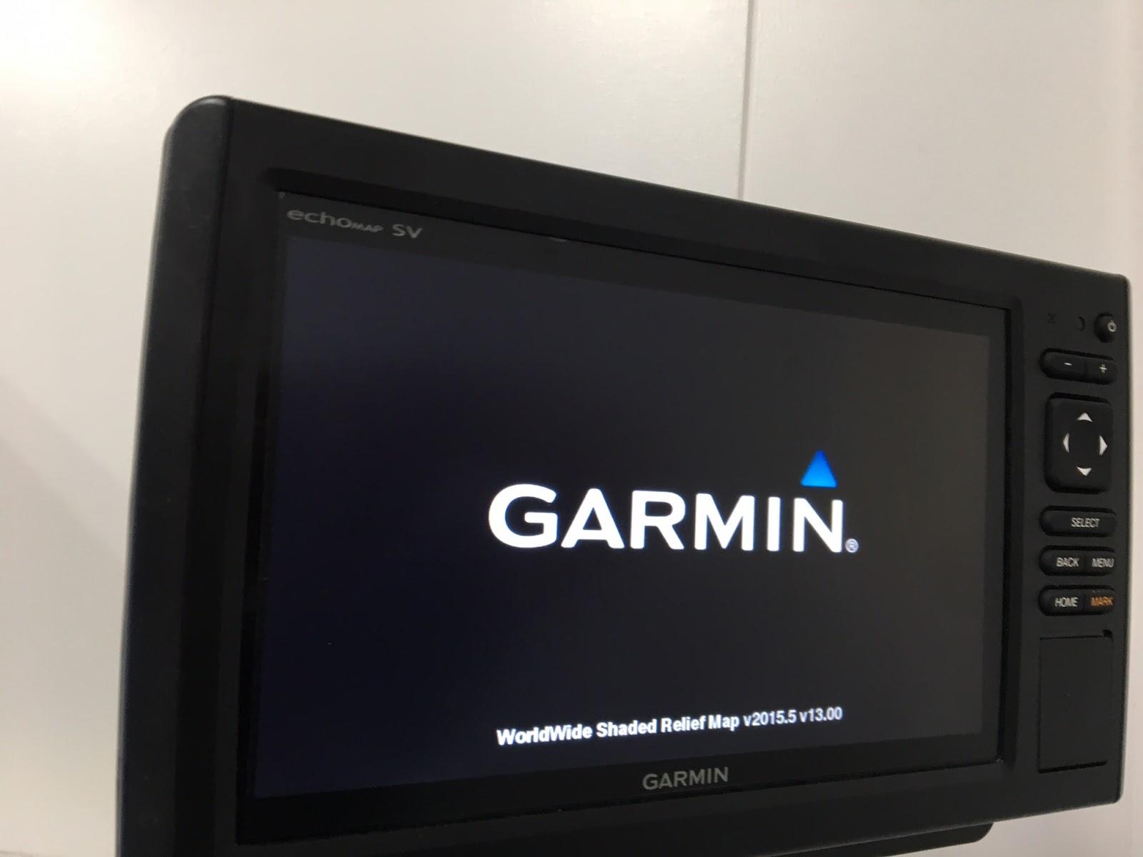 3db941b9bd3 気ままに釣行記: GARMINのECHOMAP CHARP svを使った感想,LOWRANCEとの ...