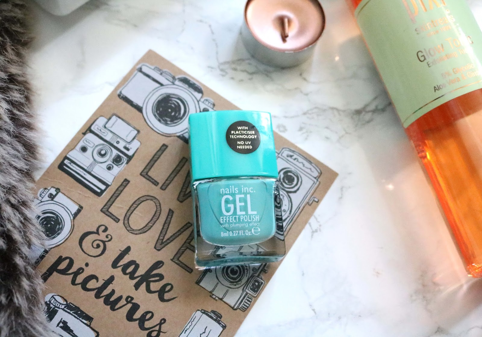 Monthly Favourites September beauty benefit pixi nails inc boots