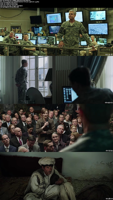 War Machine 2017 WEBRip 480p Dual Audio Hindi
