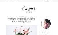 Download Sugar Blogger Blogspot Template Responsive