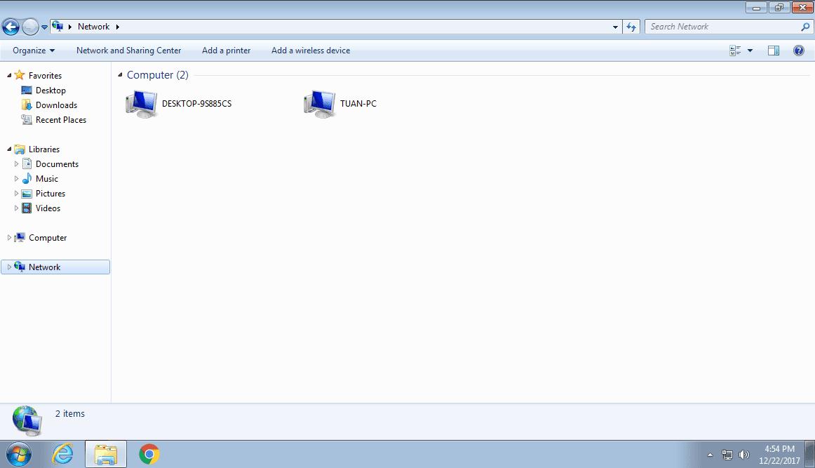 Các bước nâng cấp lên Windows 10 trực tiếp cho các máy tính trong cùng mạng Lan - Ảnh 4