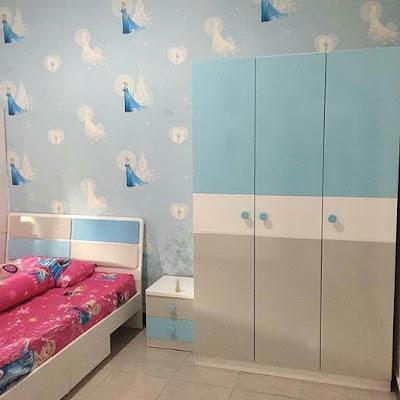 Selamat datang kembali di dalam web yang membahas sebuah  Dekorasi Kamar Tidur Warna Biru Dongker | Menghias Kamar