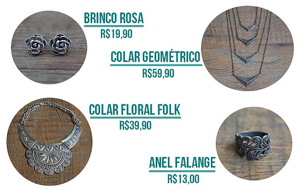 e58a1ecd6 Onde comprar: Acessórios Boho - Blogandinho