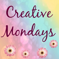 Polka Dots And Flowers: Creative Mondays Blog Hop