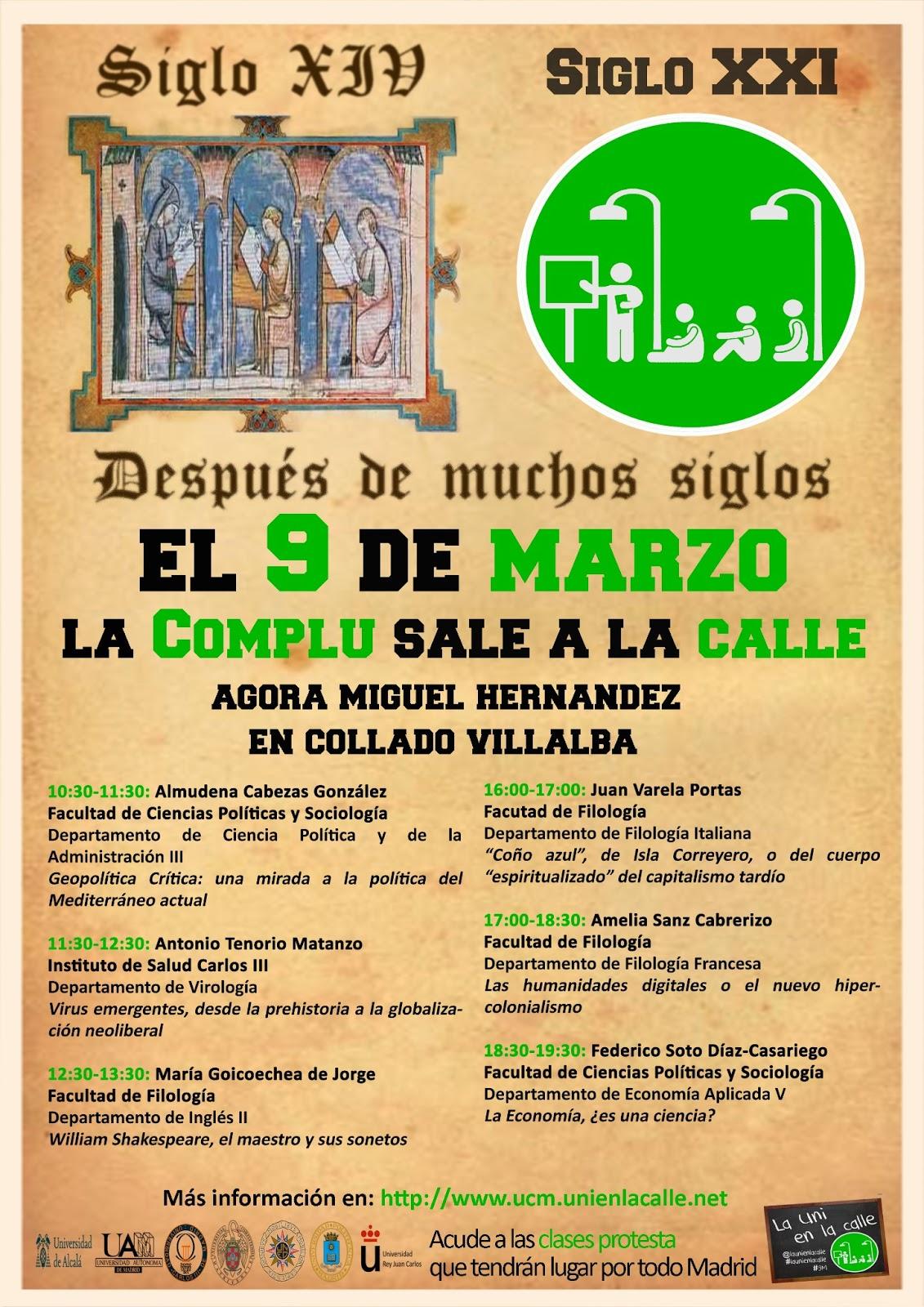 Mareaverde 9 3 13 programa de actividades de la uni en for Calle prado manzano collado villalba