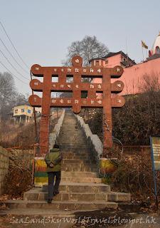 喀什米爾, Kashmir, 印度廟