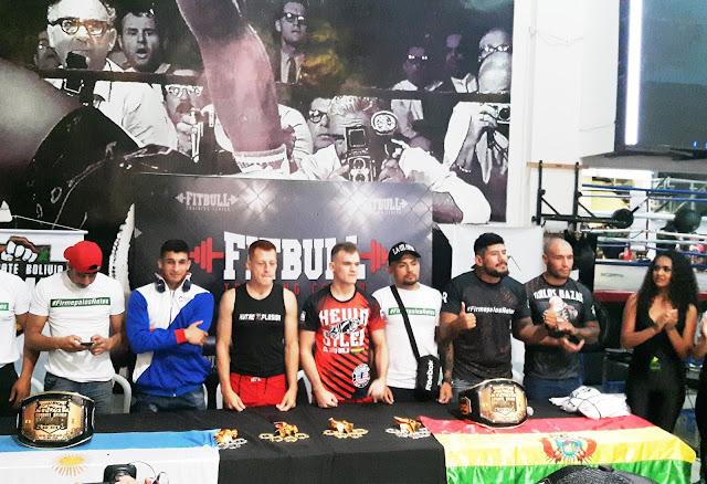 Santa Cruz vivirá la fiesta del MMA