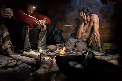 Tim Nat Geo Sempat frustasi saat mendaki gunung Hkakabo Razi