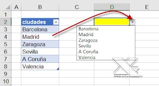 VBA: Validación de datos siempre ordenada