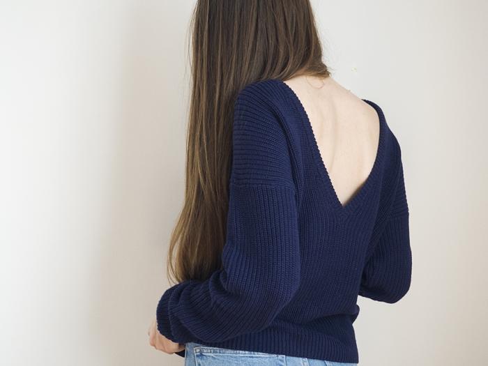 sweter i ubrania z na-kd