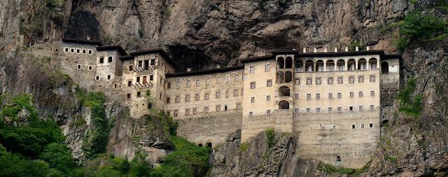 Κλειστή η Παναγία Σουμελά στην Τραπεζούντα και για το 2017