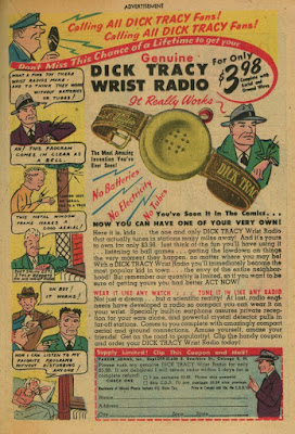 Dick Tracy Wrist Radio