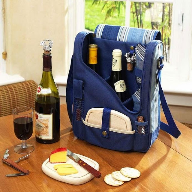 Cool and Creative Picnic Baskets and Picnic Bags (15) 1