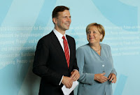 ο κυβερνητικός εκπρόσωπος της Γερμανίας, Στέφεν Ζάιμπερτ