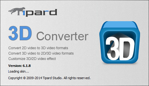 Tipard 3D Converter 6.1.12 Multilingual