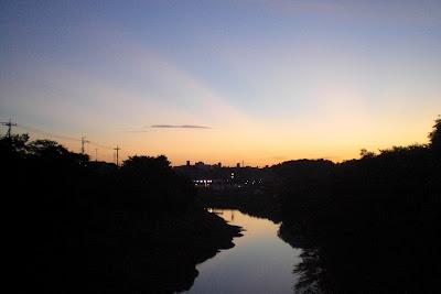 004 河川名称「印旛放水路(下流...