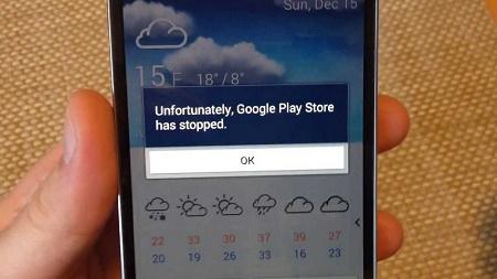 mengatasi  Google Play Telah Berhenti!
