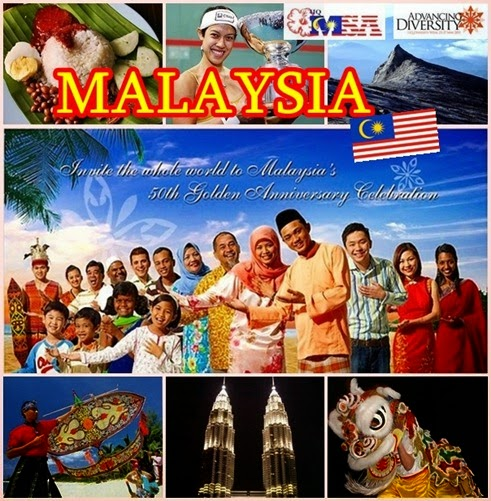 Multicultural society in malaysia
