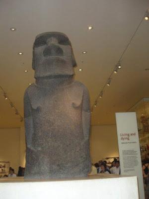 visite du British Museum Londres