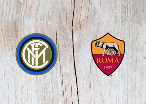Inter Milan vs Roma Full Match & Highlights 20 April 2019