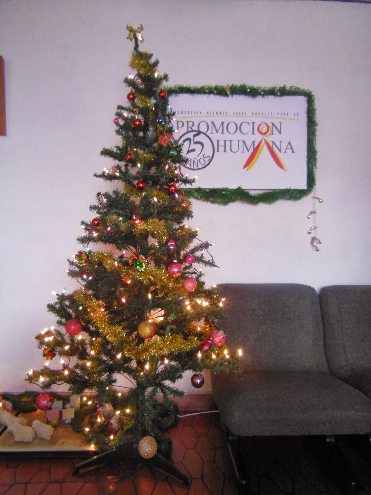 mein jahr in kolumbien weihnachten steht vor der t r. Black Bedroom Furniture Sets. Home Design Ideas