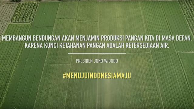 Kata Kominfo: Iklan 'Bendungan Jokowi' di Bioskop Bukan Kampanye