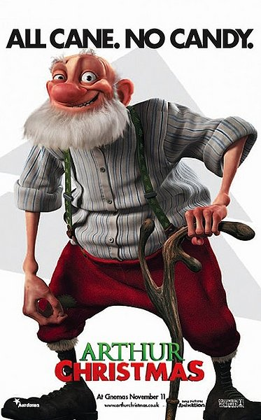Music N More Arthur Christmas