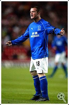 Everton Wayne Rooney