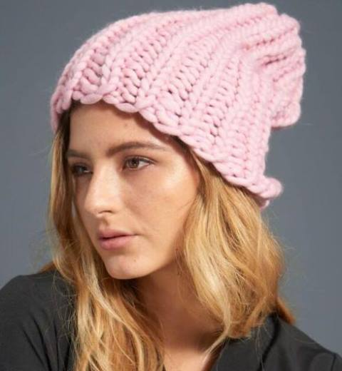 Model Beanie Hat