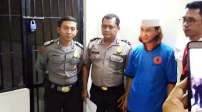 Nah Loh...Akhirnya Habib Bahar Dipenjara Polda Jabar