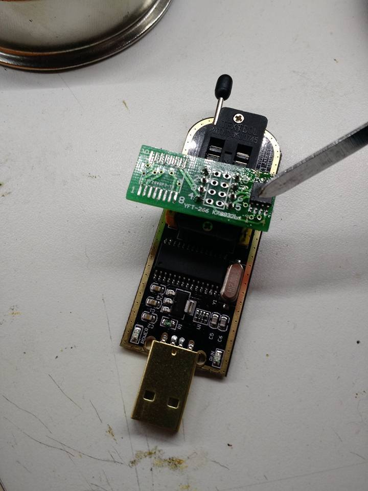 Tutorial sobre programador ch341a - DIARIO SMD