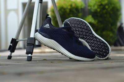 Sepatu Adidas Alphabounce Haptic Men (import) Navy