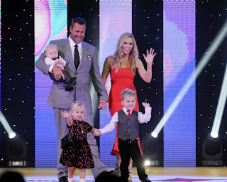 Ben Roethlisberger Ashley Harlan With thier Kidss