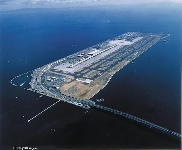 مطار كنساي الدولي
