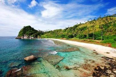 Pesona Wisata Alam Pulo Batee, Aceh Besar