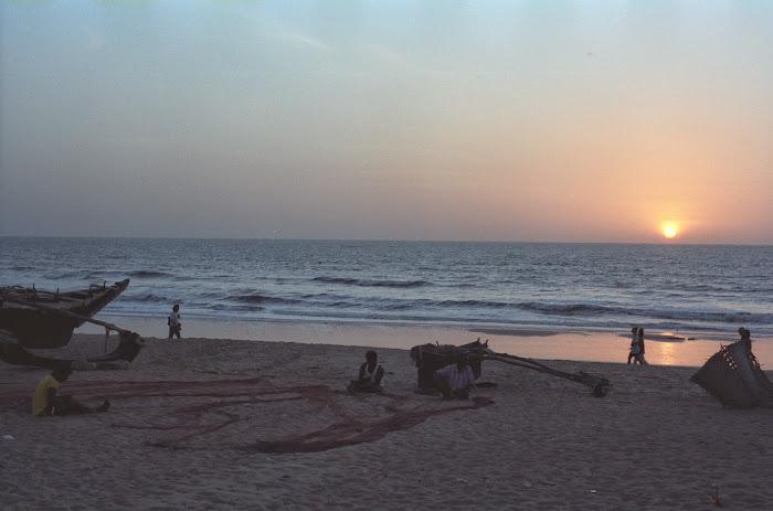Goa, Calangute, © L. Gigout, 1990